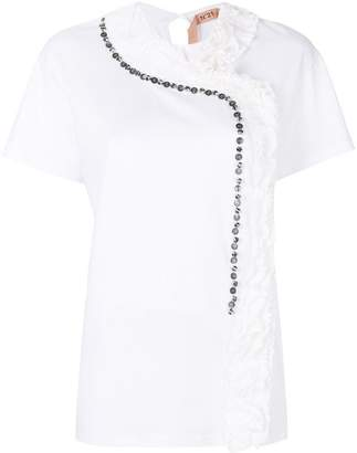 No.21 Mother of Pearl T-shirt