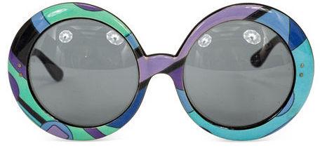 Pucci Oversize Sunglasses