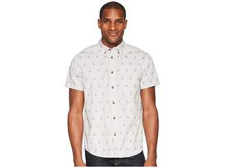 Prana Broderick Embroidery Shirt Men's Clothing
