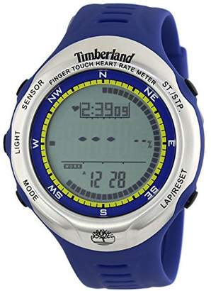 Timberland ' Washington Summit' Japanese Automatic Plastic Casual Watch