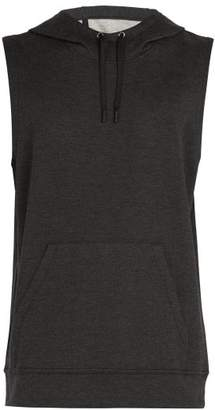 2XU Urban Hooded Vest - Mens - Dark Grey