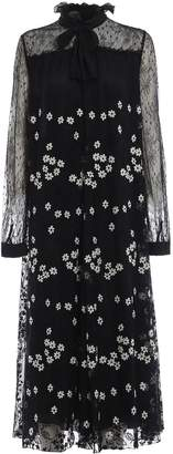 Giambattista Valli Floral Lace Dress