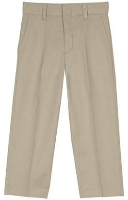 George Boys' Flat Front Pant