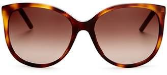 Marc Jacobs Women's Butterfly Cat Eye Sunglasses, 56mm