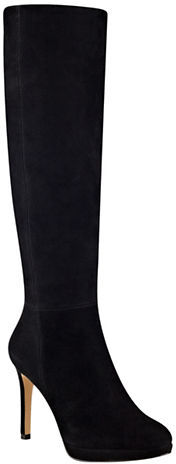 Nine West Nine West Okena Suede Tall Boots