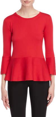 Roberto Collina Bell Sleeve Sweater