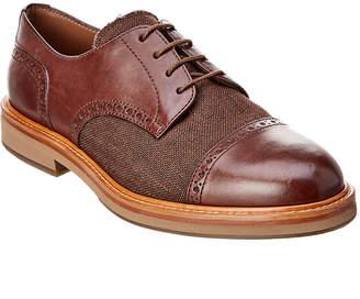 Brunello Cucinelli Leather Oxford