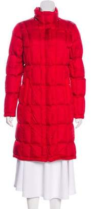 The North Face Quilted Down Coat