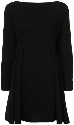 Proenza Schouler Long Sleeve A-line Dress