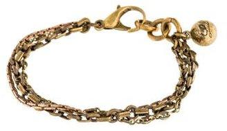 Lulu Frost Multistrand Chain Bracelet $45 thestylecure.com