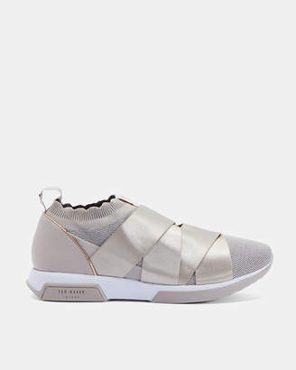 Ted Baker QUEANA Elastic strap running trainers