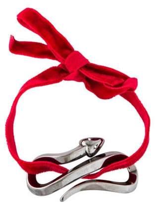 Bulgari Enigma by Gianni Diamond Snake Bracelet silver Enigma by Gianni Diamond Snake Bracelet
