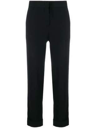 Prada side-striped tailored trousers