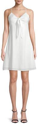 Lucca Couture Vivan Front-Tie Dress