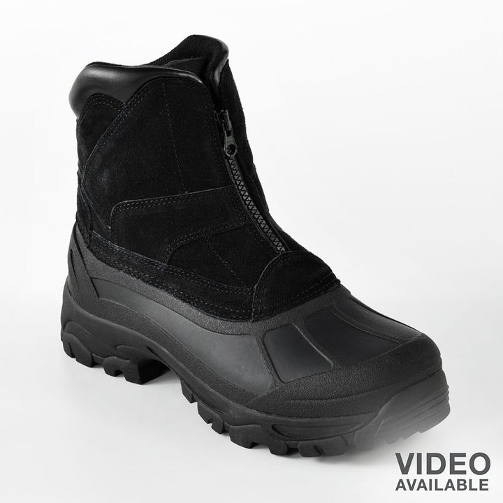 Totes freeze winter boots - men