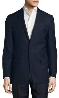 Versace Cotton Two-Button Sportcoat