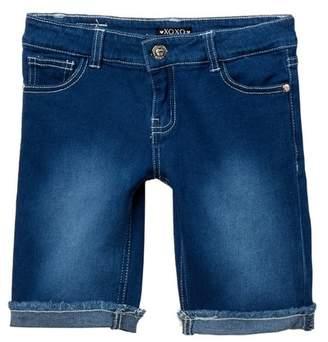 XOXO Denim Bermuda Shorts (Big Girls)
