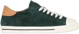D.A.T.E Velour City Sneakers