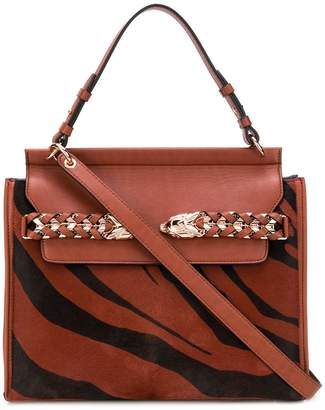 Roberto Cavalli Onewish large shoulder bag