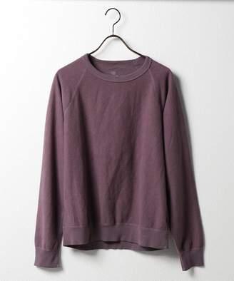 Journal Standard (ジャーナル スタンダード) - JOURNAL STANDARD SKU-JS L/S Supima Fleece Cew Sweatshirt