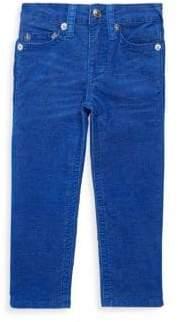 True Religion Little Girl's Slim-Fit Cord Jeans