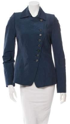 Pauw Asymmetrical Closure Jacket