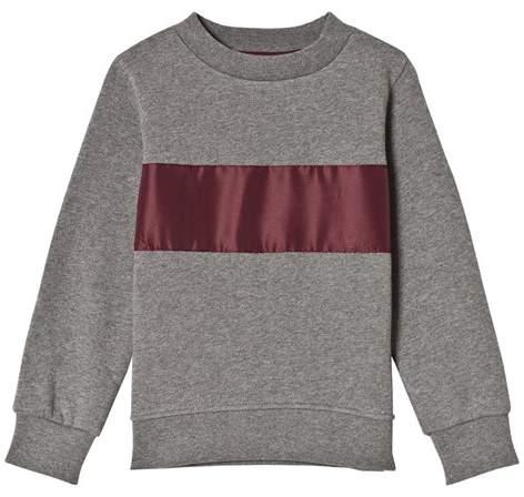 Unauthorized Dark Grey Alfred Sweater