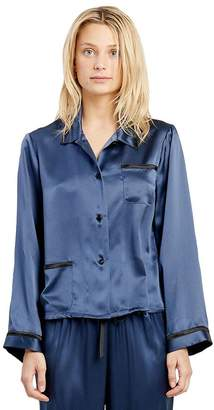 Morgan LANE Ruthie Silk PJ Top