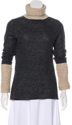Tory Burch Turtleneck Knit Sweater