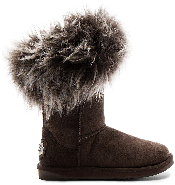 Australia Luxe Collective Australia Luxe Collective Foxy Short Shearling Boot