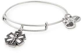 Alex and Ani Medical Professional Charm Bangle Bracelet