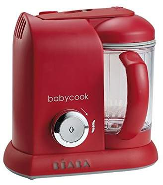Beaba Babycook 4 in 1 Steam Cooker and Blender 4.5 Cups Dishwasher Safe