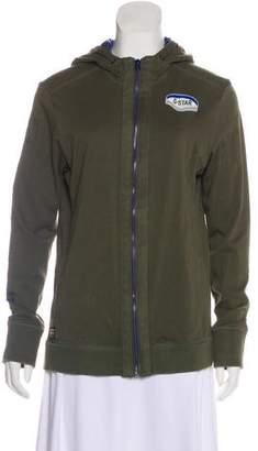 G Star Knit Zip-Up Jacket