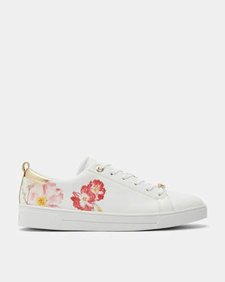 Ted Baker MODELLE Printed tennis trainers
