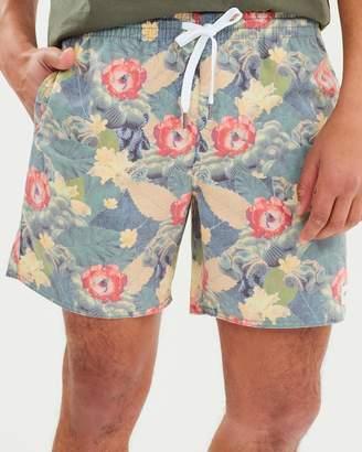 rhythm Wildflower Jam Shorts