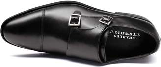 Charles Tyrwhitt Black Performance Monk Shoe Size 11