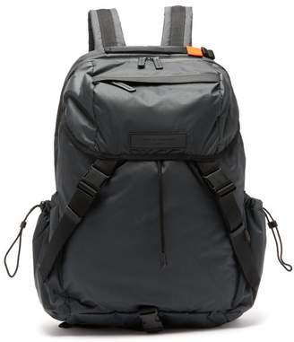 WANT Les Essentiels Rogue Recycled Ripstop Backpack - Mens - Charcoal
