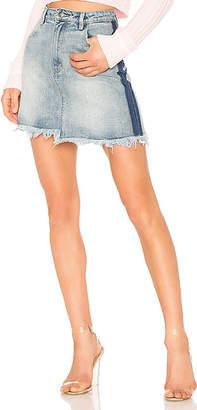 MinkPink Highlight Mini Skirt.