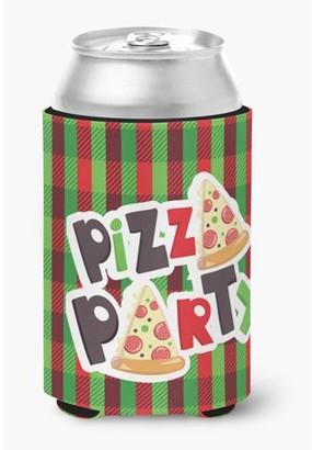 Caroline's Treasures Pizza Party Can or Bottle Hugger