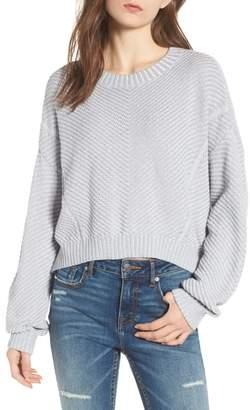 BP Plaited Drop Shoulder Sweater