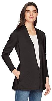 Foxcroft Women's Phillis Open Cardigan