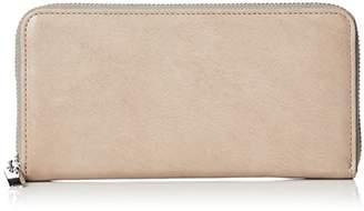 [パトリック ステファン]財布 長財布 ラウンドファスナー ミニマル 羊革 183AWA07 ライトグレー