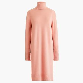 J.Crew Turtleneck dress in supersoft yarn