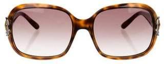 Gucci Bamboo Gradient Sunglasses