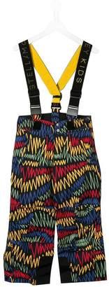 Stella McCartney suspenders trousers