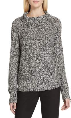Eileen Fisher Organic Cotton & Cashmere Sweater