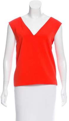 Finders Keepers Sleeveless V-Neck Top