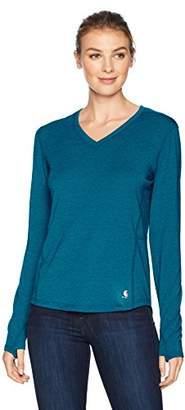 Carhartt Women's Force Ferndale Long Sleeve T-Shirt