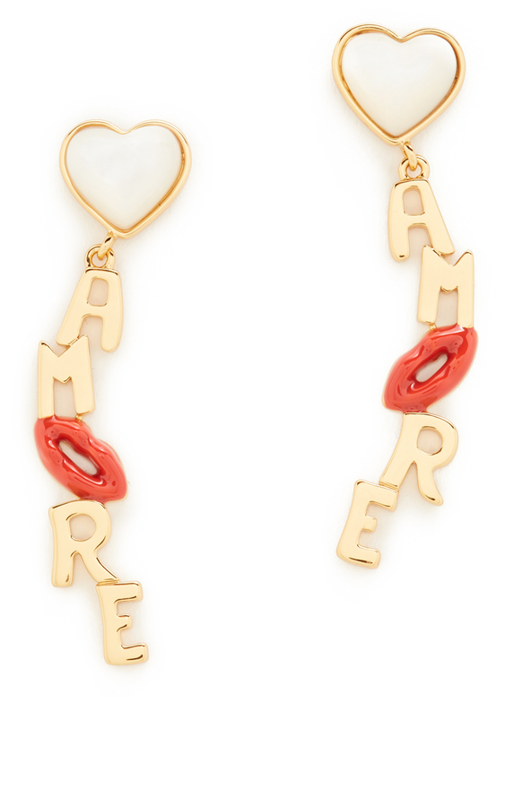 Tory BurchTory Burch Amore Drop Earrings