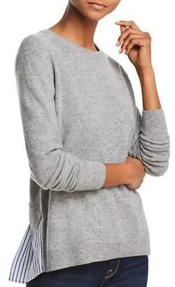 Aqua Ruffle-Back Sweater - 100% Exclusive